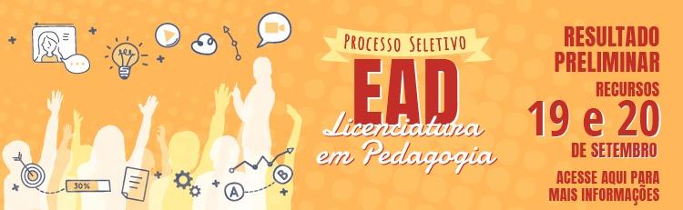 Licenciatura em Pedagogia EaD